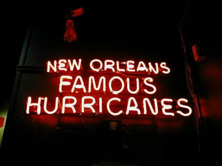 Hurricanes sign