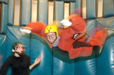 Indoor Skydive--Las Vegas