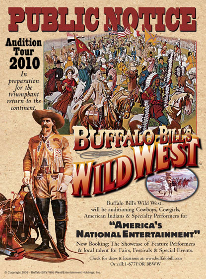 Buffalo Bill's Wild West