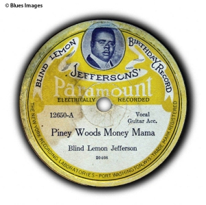 Blind Lemon Jefferson 78