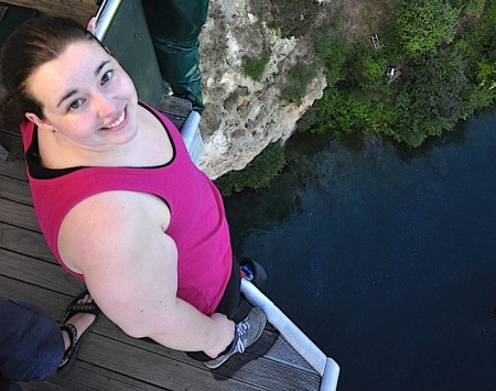 Bungee Jump New Zealand