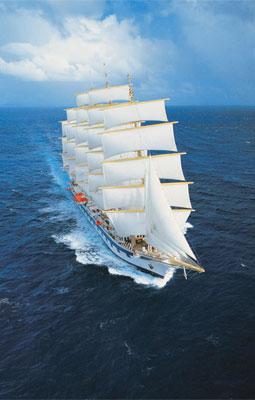 Royal Clipper Cruise Ship